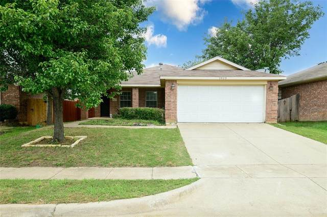 1023 Port Boliver Drive, Little Elm, TX 75068 (MLS #14576402) :: Real Estate By Design