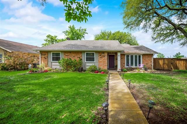 4605 Oakwood Drive, Garland, TX 75043 (MLS #14576405) :: Real Estate By Design