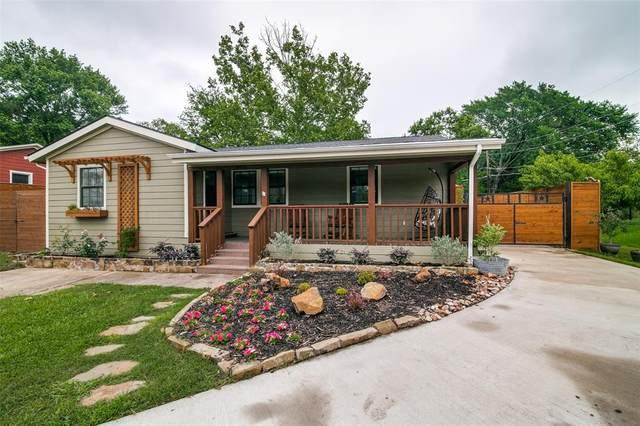 302 Elm Drive, Rockwall, TX 75087 (MLS #14576435) :: Real Estate By Design