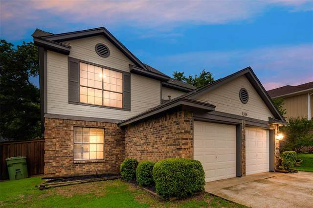 1314 Azalia Bend, Lewisville, TX 75067 (MLS #14576447) :: The Tierny Jordan Network