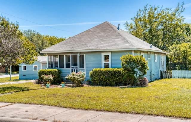 7291 Pecan Street, Frisco, TX 75034 (MLS #14576484) :: Real Estate By Design