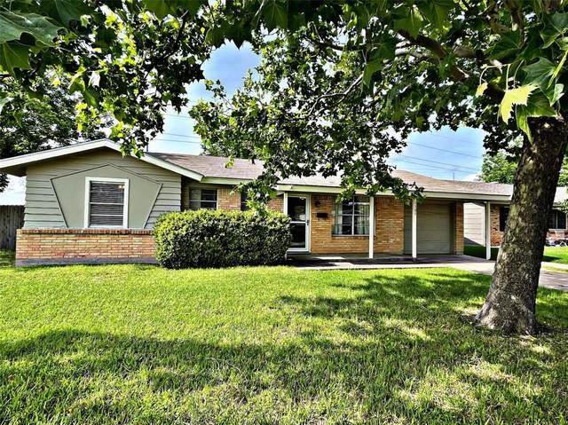 2301 S 38th Street, Abilene, TX 79605 (MLS #14576488) :: The Russell-Rose Team