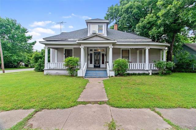 110 W Waco Street, Ennis, TX 75119 (MLS #14576497) :: Real Estate By Design