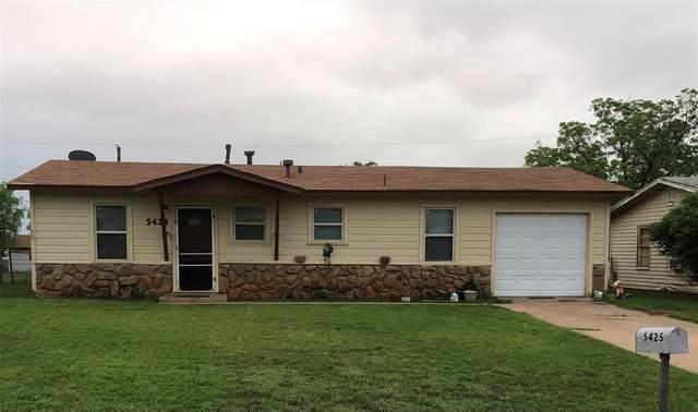 5425 Taos Drive, Abilene, TX 79605 (MLS #14576500) :: Rafter H Realty