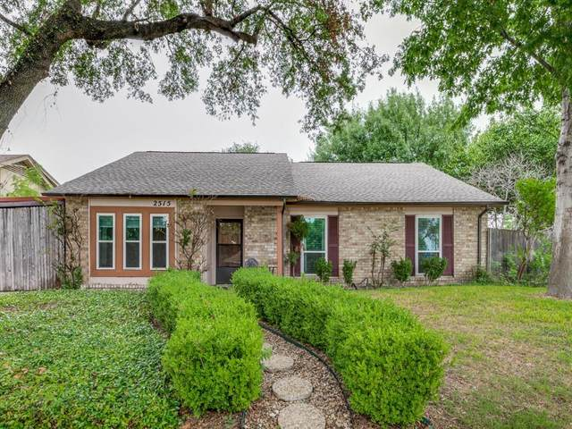 2515 Arapaho Drive, Arlington, TX 76018 (MLS #14576505) :: The Hornburg Real Estate Group