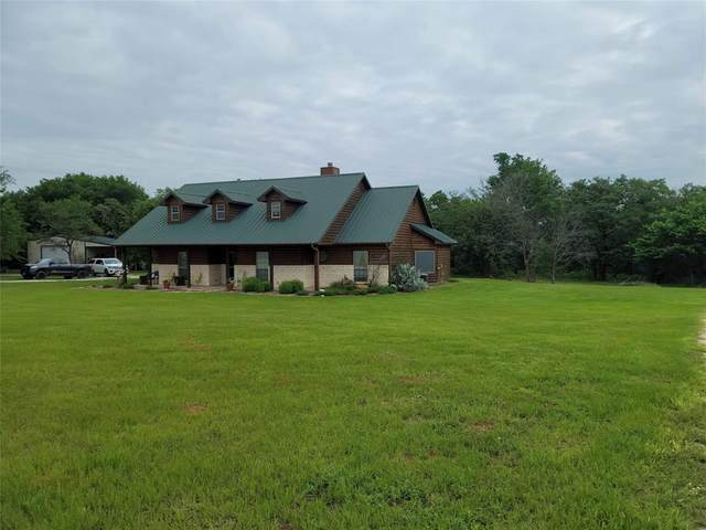 160 Wyatt Earp Way, Whitney, TX 76692 (MLS #14576519) :: The Mitchell Group