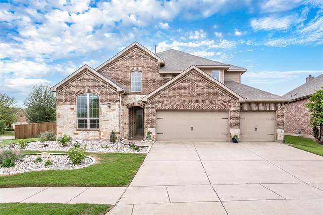 2110 E Graves Street, Melissa, TX 75454 (MLS #14576532) :: The Tierny Jordan Network