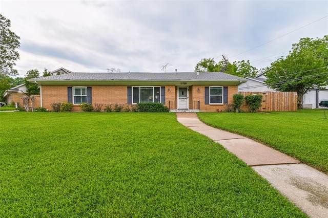 1408 Navaho Street, Arlington, TX 76012 (MLS #14576547) :: Real Estate By Design