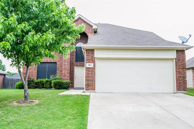 204 Clydesdale Street, Waxahachie, TX 75165 (MLS #14576573) :: Rafter H Realty