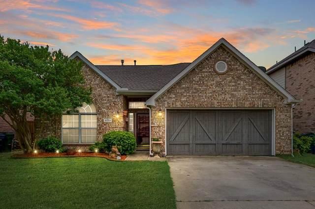 3333 Woodglen Drive, Mckinney, TX 75071 (MLS #14576574) :: The Hornburg Real Estate Group