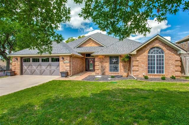 3906 Sunset Court, Granbury, TX 76049 (MLS #14576619) :: The Chad Smith Team