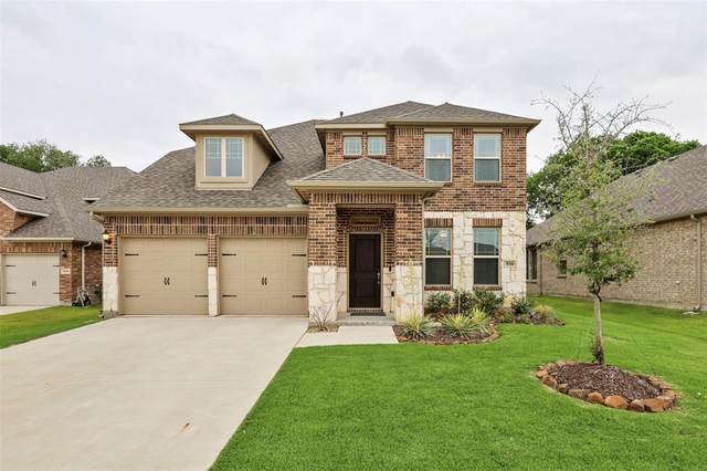 930 Red Fox, Prosper, TX 75078 (MLS #14576676) :: The Daniel Team