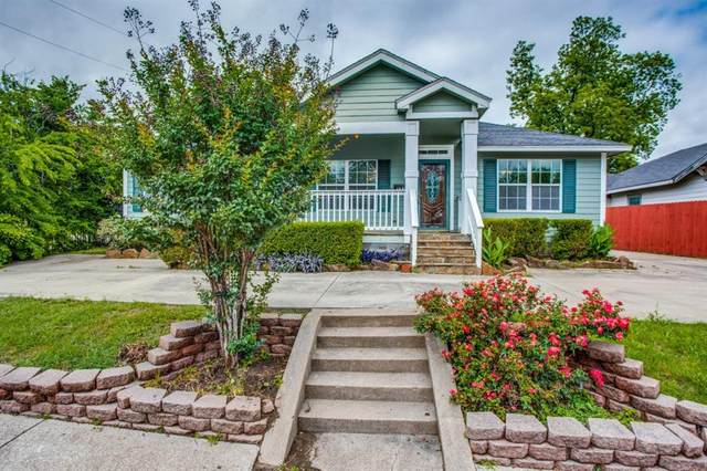 1330 Fairview Avenue, Dallas, TX 75223 (MLS #14576706) :: Real Estate By Design
