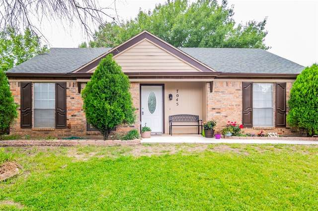 7045 Shadow Bend Drive, Fort Worth, TX 76137 (MLS #14576709) :: The Mitchell Group