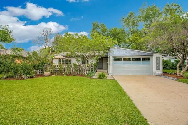 4522 Rockaway, Dallas, TX 75214 (MLS #14576725) :: The Hornburg Real Estate Group