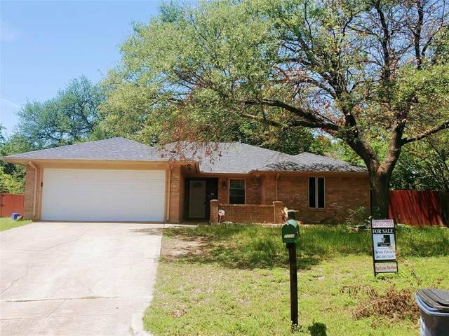 7004 Natchez Court, Fort Worth, TX 76133 (MLS #14576731) :: The Tierny Jordan Network