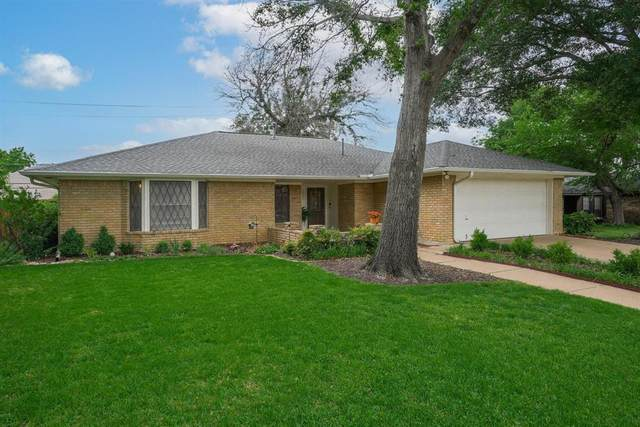 1918 Aspen Drive, Lewisville, TX 75077 (MLS #14576767) :: VIVO Realty