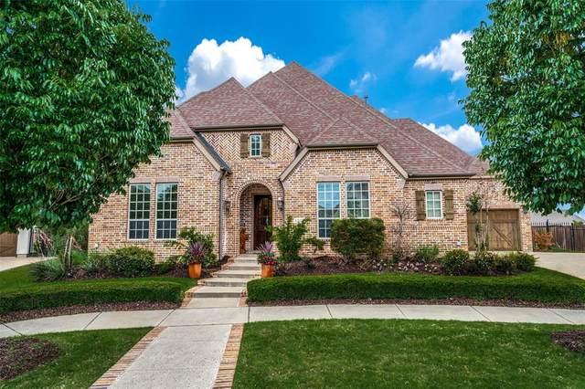 12967 Mahogany Court, Frisco, TX 75033 (MLS #14576783) :: The Good Home Team