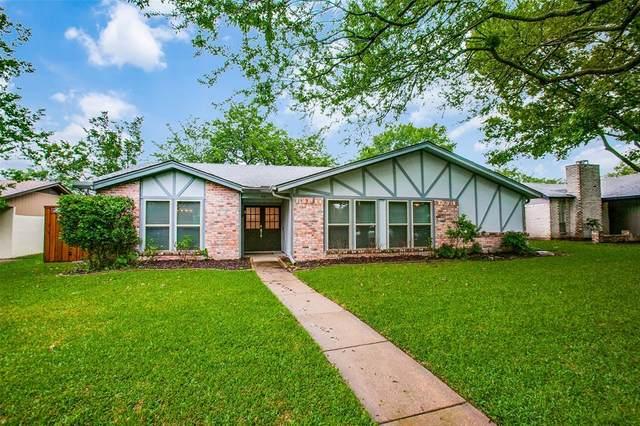 421 Bedford Drive, Richardson, TX 75080 (MLS #14576785) :: The Kimberly Davis Group