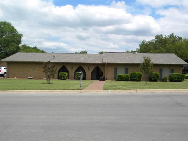 308 Mockingbird Lane, Weatherford, TX 76086 (MLS #14576788) :: Real Estate By Design