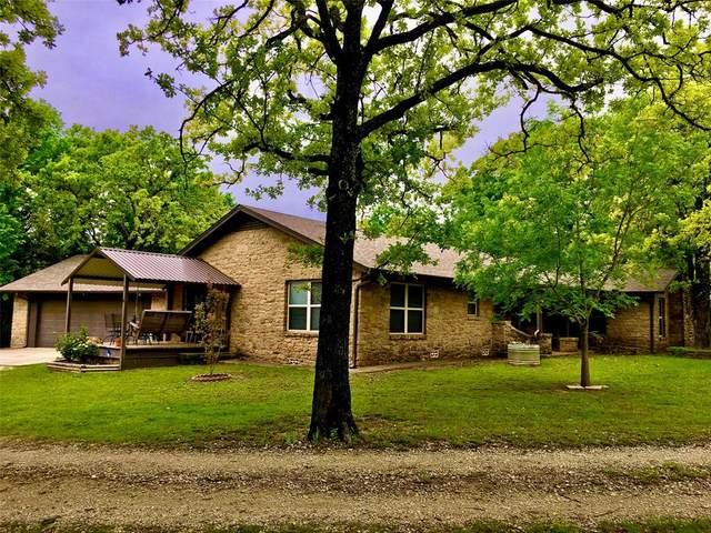 2147 Tanglewood Street, Weatherford, TX 76085 (MLS #14576795) :: Real Estate By Design