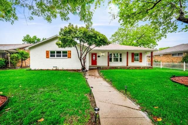 5410 Banting Way, Dallas, TX 75227 (MLS #14576797) :: Real Estate By Design