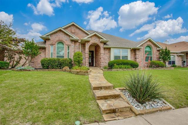 10661 Castle Drive, Frisco, TX 75035 (MLS #14576866) :: The Chad Smith Team