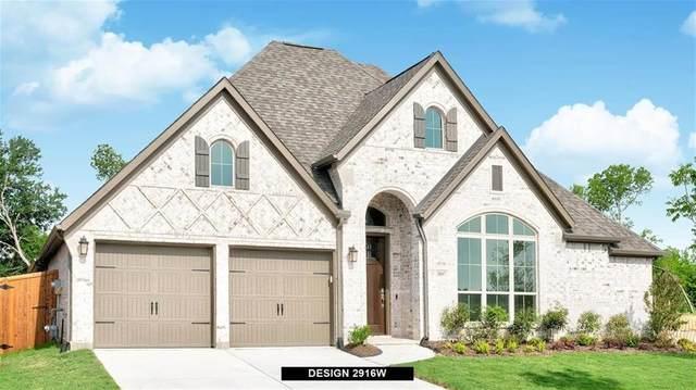 1110 Sandgate Drive, Forney, TX 75126 (MLS #14576867) :: Team Hodnett