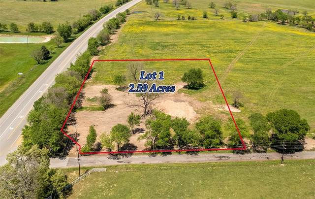 TRACT 1 Rs County Road 2220, Emory, TX 75440 (MLS #14576875) :: VIVO Realty