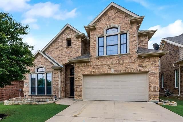 15312 Mallard Creek Street, Fort Worth, TX 76262 (MLS #14576878) :: Justin Bassett Realty
