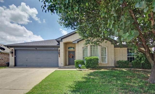 1007 Andrew Street, Burleson, TX 76028 (MLS #14576918) :: The Mitchell Group