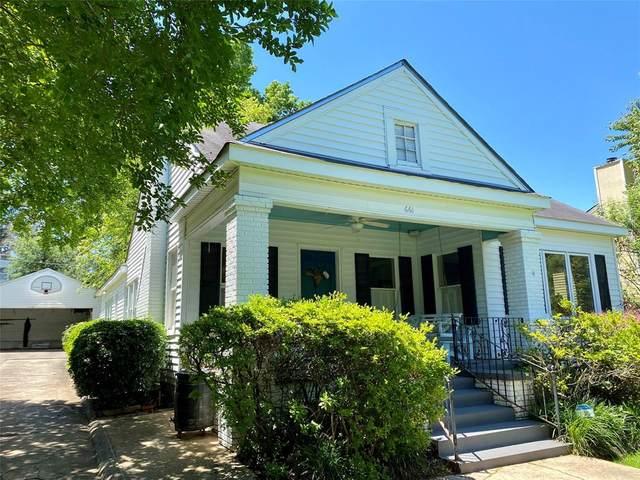 661 Unadilla Street, Shreveport, LA 71106 (MLS #14576941) :: VIVO Realty