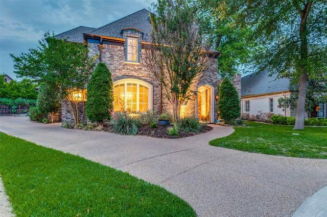 2801 River Brook Court, Fort Worth, TX 76116 (MLS #14576959) :: All Cities USA Realty
