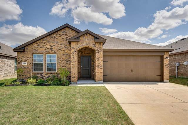 321 Samuel Street, Denton, TX 76207 (MLS #14576963) :: Real Estate By Design