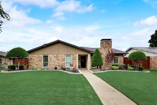 3317 Scott Drive, Rowlett, TX 75088 (MLS #14576964) :: Premier Properties Group of Keller Williams Realty