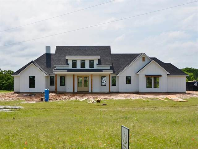 350 Cemetery Road, Decatur, TX 76234 (MLS #14576969) :: Real Estate By Design
