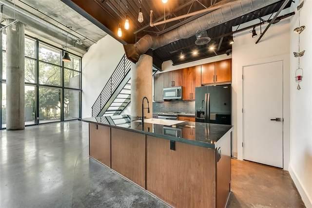 3110 Thomas Avenue #119, Dallas, TX 75204 (#14576978) :: Homes By Lainie Real Estate Group