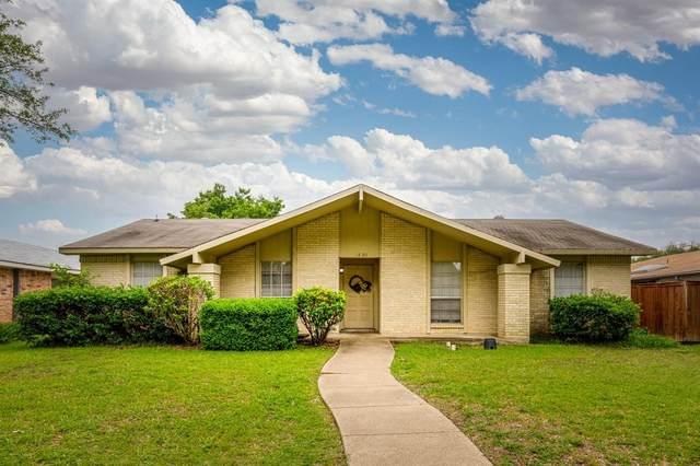 1820 Castille Drive, Carrollton, TX 75007 (MLS #14576988) :: Lisa Birdsong Group | Compass
