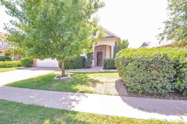 10721 Hawks Landing Road, Fort Worth, TX 76052 (MLS #14576995) :: Rafter H Realty
