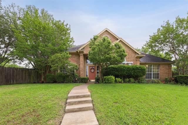 1522 Battlefield Drive, Rowlett, TX 75089 (MLS #14577027) :: Premier Properties Group of Keller Williams Realty