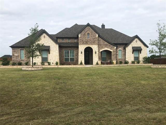 2741 Clear Lake Drive, Midlothian, TX 76065 (MLS #14577031) :: Real Estate By Design