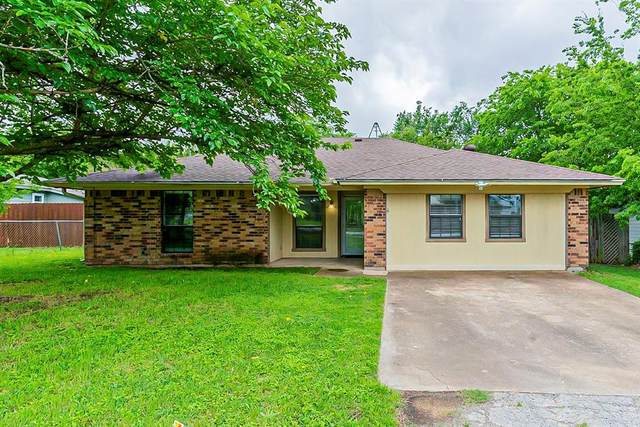 125 James Street, Aledo, TX 76008 (MLS #14577040) :: EXIT Realty Elite