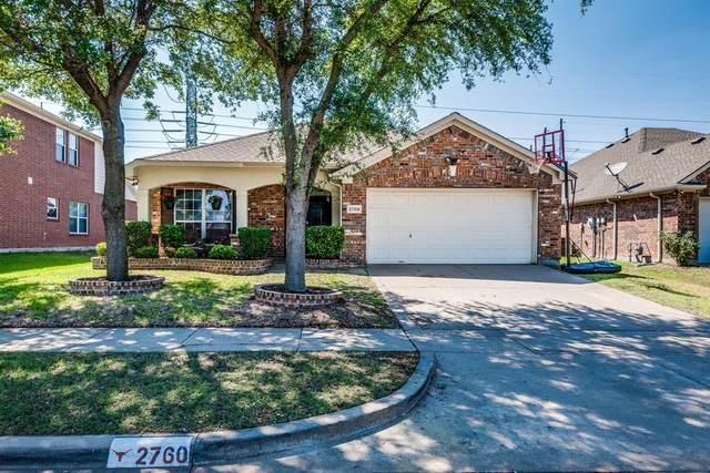 2760 Pleasant Hill Road, Grand Prairie, TX 75052 (MLS #14577070) :: Rafter H Realty