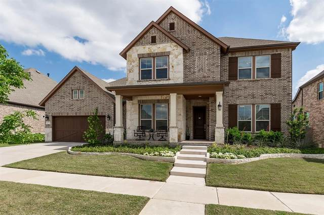1213 6th Street, Argyle, TX 76226 (MLS #14577075) :: Real Estate By Design