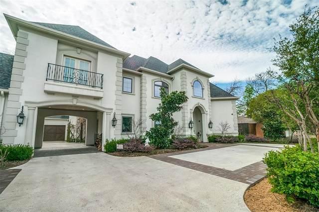 6414 Walnut Hill Lane, Dallas, TX 75230 (MLS #14577078) :: The Mitchell Group