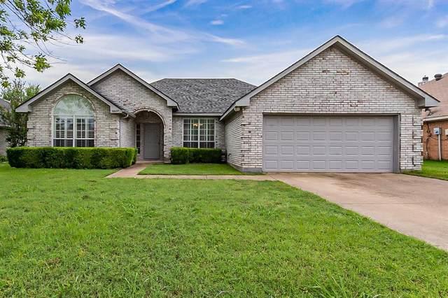6607 Gardenia Drive, Rowlett, TX 75089 (MLS #14577083) :: Rafter H Realty