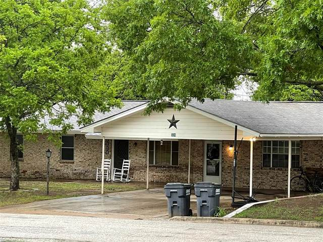1224 N Texas Street, De Leon, TX 76444 (#14577087) :: Homes By Lainie Real Estate Group