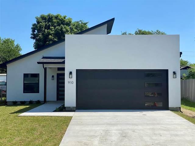 910 E Waco Avenue, Dallas, TX 75216 (MLS #14577110) :: Real Estate By Design