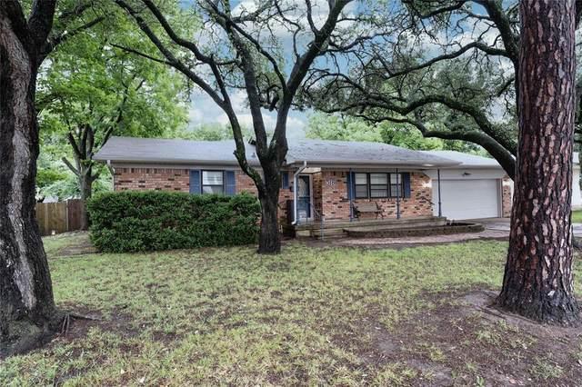 518 W College Street, Lewisville, TX 75057 (MLS #14577113) :: Real Estate By Design