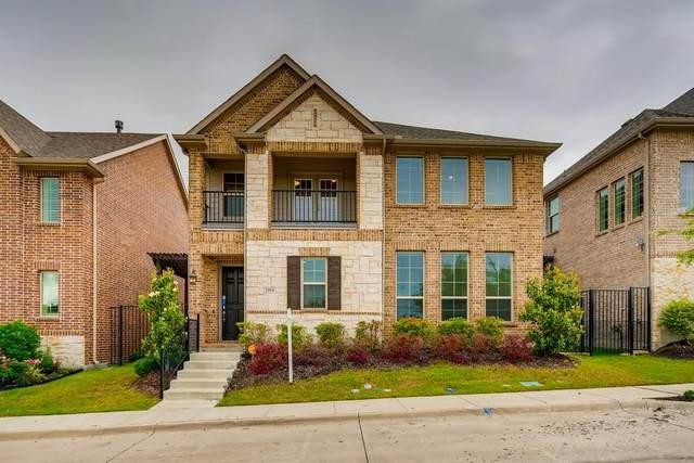 2464 Castle Ridge Drive, Richardson, TX 75080 (MLS #14577145) :: The Kimberly Davis Group